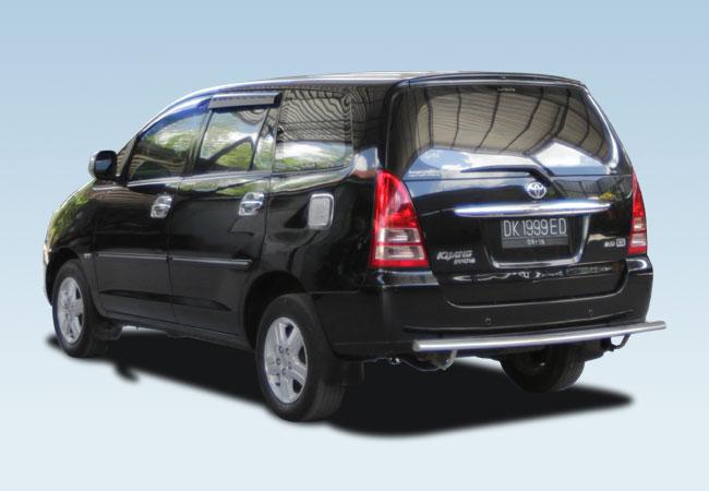 Toyota Kijang Innova  Bali Rent Cars