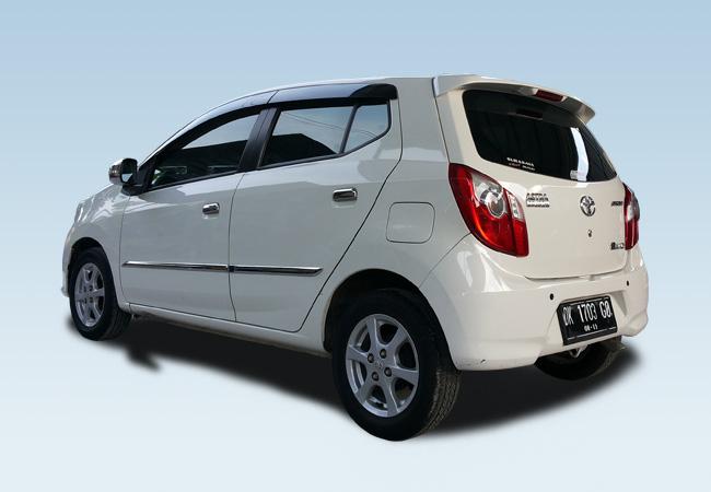 Toyota Agya Bali Rent Cars