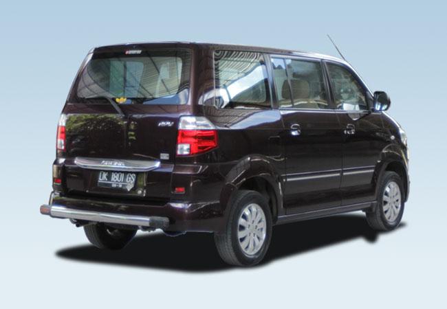 Suzuki APV Arena – Bali Rent Cars
