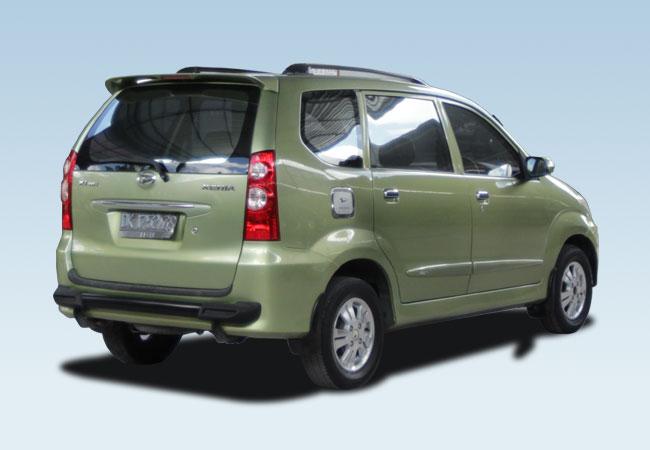 Daihatsu Xenia   Bali Rent Cars